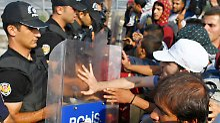 Berlinerin half Flüchtlingen: Deutscher in Türkei droht Abschiebung