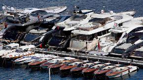 Spielplatz der Superreichen: Monaco Yacht Show feiert Jubiläum