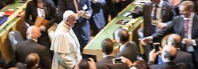 Bedrohung für die Menschheit: Papst prangert Finanzwelt an