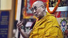 Er hat einen vollen Terminkalender - trotz seines hohen Alters. Der Dalai Lama hat kürzlich seinen 80. Geburtstag gefeiert.