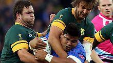 Südafrika findet nach der peinlichen Niederlage gegen Japan zurück auf die Erfolgsspur.