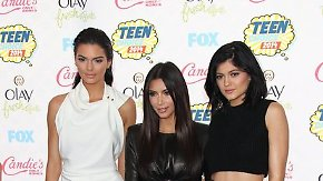 Promi-News des Tages: Kleine Schwester entthront Kim Kardashian