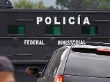 Bandenkrieg in Mexiko: Mörder zu über 1500 Jahren Haft verurteilt