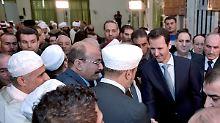 Syrien bestimmt UN-Generaldebatte: Umgang mit Assad spaltet die Welt