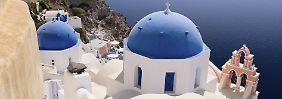 Santorin - Inbegriff griechischer Inseln