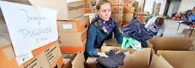 Informationen für Freiwillige: Wie kann man Flüchtlingen am besten helfen?