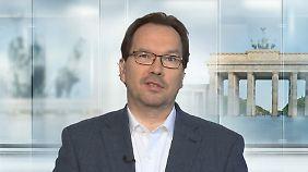 """Henning Riecke zum Syrienkonflikt: """"Putin ist eine wichtige Karte"""""""