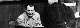 Die Nazi-Kriegsverbrecher in Nürnberg: Als Göring vor Gericht stand