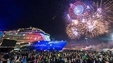 """Die """"Queen"""" ist keine Königin der Meere: Das sind die besten Kreuzfahrtschiffe"""