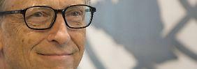 """""""Forbes""""-Liste 2015: Bill Gates führt Liste reichster US-Amerikaner weiter an"""