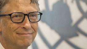 """""""Forbes""""-Liste 2015: Bill Gates ist weiterhin der reichste US-Amerikaner"""