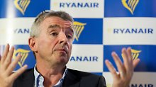 Ryanair-Chef O'Leary.