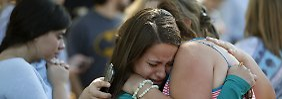 """""""Noch ein Shooting"""" an US-College: Obama: Beten allein hilft nicht mehr"""