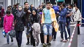 Kippende Willkommens-Stimmung: Jeder zweite Deutsche hat Angst vor Flüchtlingszustrom