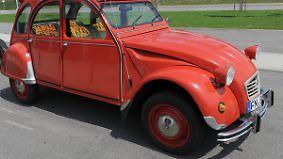 """""""Ente"""" gut, alles gut: Wie der Citroën 2CV zum Kultauto wurde"""