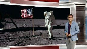 n-tv Netzreporter: Nasa zeigt berühmte Mondbilder schärfer denn je