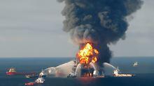 """Teuerste Einigung in US-Geschichte: BP zahlt Milliarden für """"Deepwater Horizon"""""""