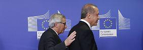 "Flüchtlingskrise in Europa: ""Erdogan sitzt am Drücker"""