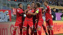 + Fußball, News, Gerüchte +: Mainz trumpft mit Finanzplus auf