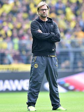 Sieben Jahre lebte und liebte Jürgen Klopp den BVB.