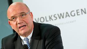 Entwarnung vom Betriebsratschef: Osterloh sieht VW-Jobs nicht in Gefahr