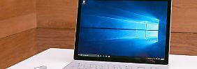 Microsofts edler Hybrid-Star: Surface Book jetzt in deutschen Shops