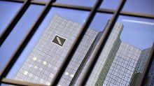 Die Deutsche Bank ist wieder in etwas ruhigerem Fahrwasser.