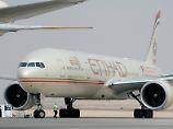 """""""In den Emiraten gibt es keine Luftverkehrssteuer - warum muss es sie in Deutschland geben?"""""""