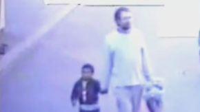 Vermisster Flüchtlingsjunge: Berliner Polizei fahndet mit Video nach Mann