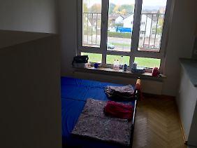 Die Unterkünfte in Bamberg sind im Vergleich zu anderen Einrichtungen komfortabel.