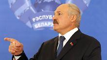 Das 84-Prozent-Ergebnis: Lukaschenko regiert weiter und weiter