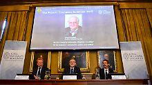 Der Schotte und das Geld: Konsumforscher erhält Nobelpreis