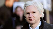 Verhör zu Vorwürfen aus Schweden: Assange soll befragt werden
