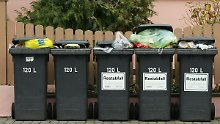 Fehlender Wettbewerb: Kartellamt sortiert Müllgebühren