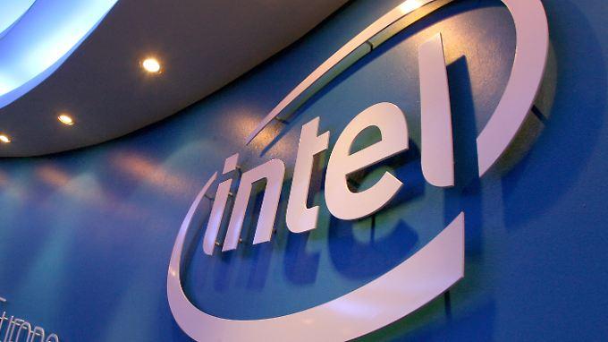 Intel generiert die Hälfte seiner Umsätze im PC-Geschäft.