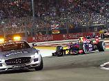 Rund 40 Interessenten: Formel 1 plant neues Streckenkonzept