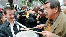 Neben Blechtrommler Oskar: Danzig ehrt Günter Grass