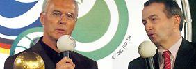 """Bericht über """"schwarze Kasse"""": Fußball-WM 2006 mutmaßlich gekauft"""
