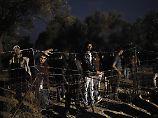 Flüchtlingspolitik konkret: Was die Sicherung der EU-Grenze bedeutet