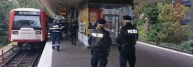 Elfähriger verliert Fuß: Mutter stößt Sohn vor U-Bahn