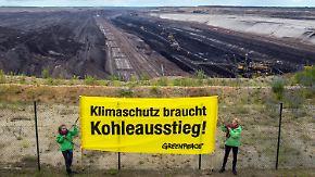 Überraschender Interessent: Greenpeace will Vattenfall-Kohlekraftwerke kaufen