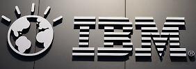 177%-Chance für Trader: IBM im Erholungsmodus