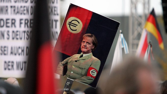 Demonstration in Dresden: Sprache der Pegida-Anhänger wird immer radikaler