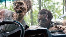 """Zombie-Bilder des Grauens: """"The Walking Dead"""", eine Erfolgsstory"""