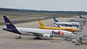 Milliardenfusion in Paket-Branche: EU genehmigt FedEx die Übernahme von TNT