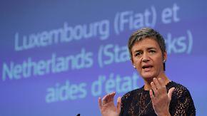 Vorteil für Starbucks und Co: EU-Kommission erklärt Steuerdeals für illegal