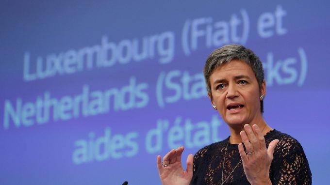 Unfairer Wettbewerbsvorteil: EU-Kommission erklärt Steuerdeals mit Starbucks und Fiat für illegal