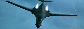 Neue Langstreckenbomber gesucht: US-Militär vergibt 80-Milliarden-Auftrag