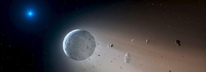 Sicherer Abstand: Riesiger Asteroid fliegt zu Halloween an Erde vorbei