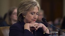 Marathon-Anhörung zu Bengasi: Clinton übernimmt politische Verantwortung